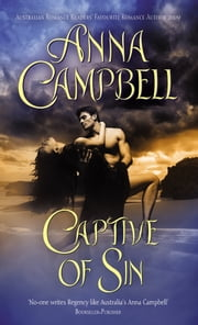 Captive of Sin ebook by Anna Campbell