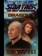 Dragon's Honor ebook by Kij Johnson,Greg Cox
