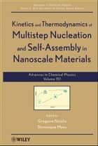 Advances in Chemical Physics, Volume 151 ebook by Gregoire Nicolis,Dominique Maes,Stuart A. Rice,Aaron R. Dinner