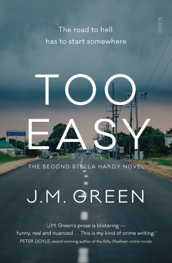 Too Easy ebook by J.M. Green
