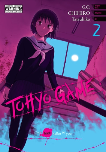 Tohyo Game: One Black Ballot to You, Vol. 2 eBook by G.O.,Chihiro,Tatsuhiko