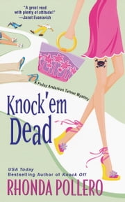 Knock 'Em Dead ebook by Rhonda Pollero
