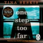 One Step Too Far audiobook by