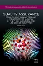 Quality Assurance ebook by G Welty