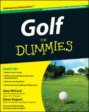 Golf For Dummies ebook by Steve Keipert,Brett Ogle,Gary McCord