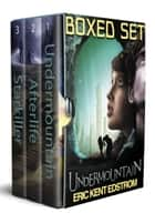 The Undermountain Saga - Boxed Set (Books 1-3) ebook by