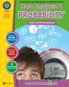 Data Analysis & Probability - Task & Drill Sheets Gr. 6-8 ebook by Tanya Cook
