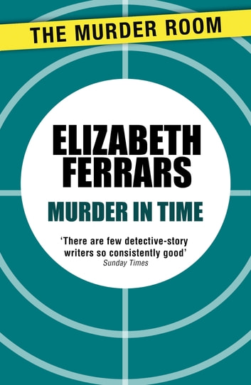Murder in Time ebook by Elizabeth Ferrars