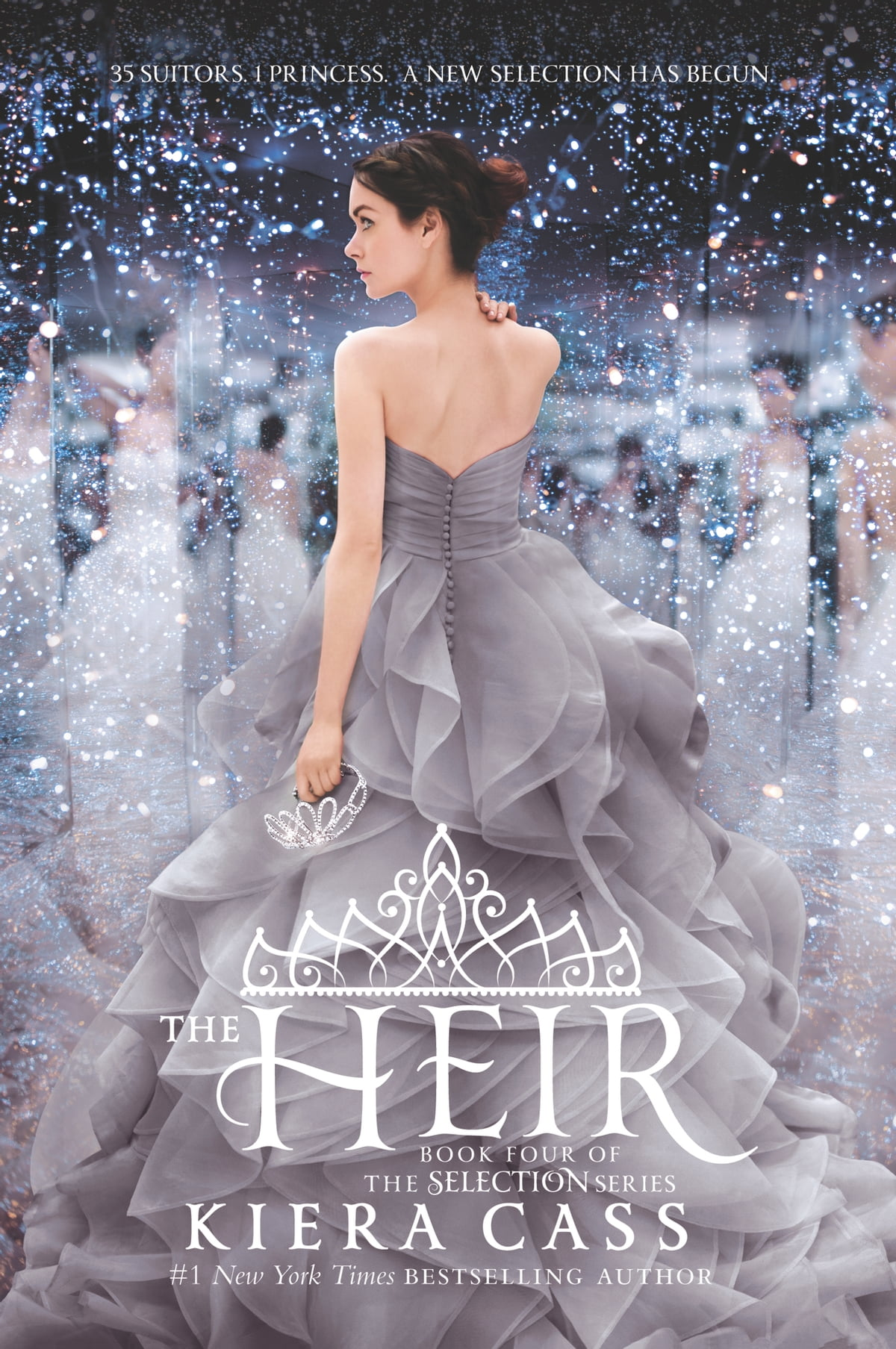 The Heir Ebook By Kiera Cass