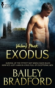 Exodus ebook by Bailey Bradford
