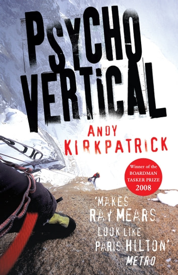 Psychovertical ebook by Andy Kirkpatrick