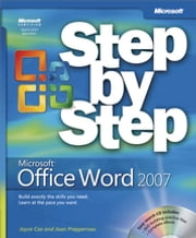 Microsoft Office Word 2007 Step by Step ebook by Joan Lambert,Joyce Cox