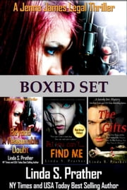 Mystery/Thriller Box Set - Jenna James Legal Thriller, Catherine Mans Psychic Suspense, Jacody Ives Mystery ebook by Linda S. Prather