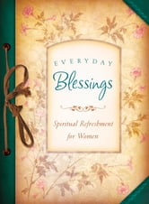 Everyday Blessings ebook by Barbour Publishing