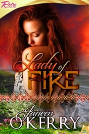 Lady of Fire ebook by Janeen O'Kerry