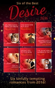 Six Of The Best Of Desire 2016 (Mills & Boon e-Book Collections) 電子書 by Catherine Mann, Andrea Laurence, Maisey Yates,...