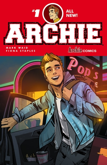 Archie (2015-) #1 ebook by Mark Waid,Fiona Staples