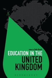 Education in the United Kingdom ebook by Dr Colin Brock,Dr Colin Brock