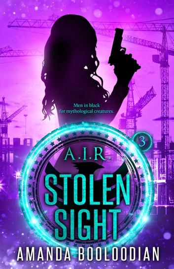 Stolen Sight ebook by Amanda Booloodian