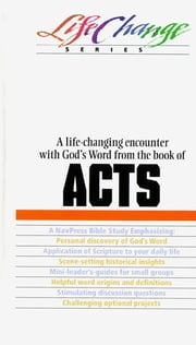 Acts ebook by The Navigators
