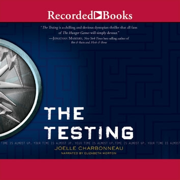 The Testing audiobook by Joelle Charbonneau