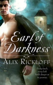 Earl of Darkness ebook by Alix Rickloff