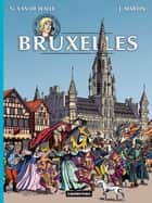 Les voyages de Jhen - Bruxelles ebook by Jacques Martin, Nicolas Van De Walle