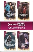Harlequin Romantic Suspense June 2020 Box Set ebook by Colleen Thompson, Karen Whiddon, Marilyn Pappano,...