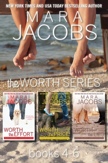 The Worth Series Boxed Set (Books 4-6) ebook by Mara Jacobs