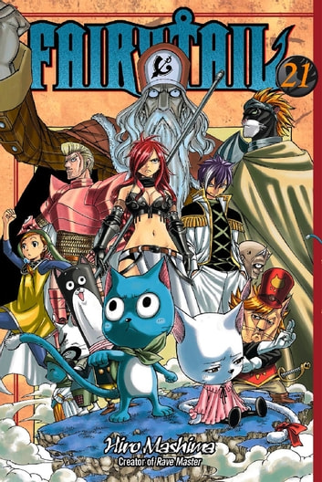 Fairy Tail - Volume 21 ebook by Hiro Mashima