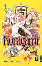 Noragami 04 ebook by Ai Aoki, Adachitoka