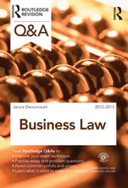 Q&A Business Law ebook by Janice Denoncourt