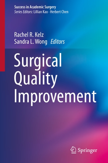 Surgical Quality Improvement ebook by