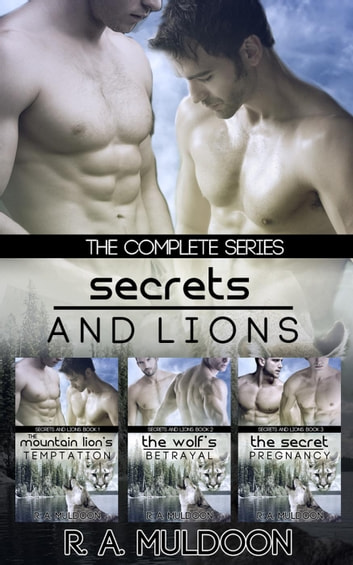 Secrets and Lions: The Complete Series - Secrets and Lions, #4 ebook by R.A. Muldoon