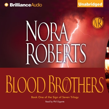 Blood Brothers audiobook by Nora Roberts