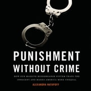 Punishment Without Crime - How Our Massive Misdemeanor System Traps the Innocent and Makes America More Unequal audiobook by Alexandra Natapoff