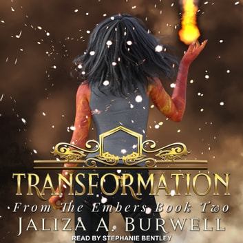 Transformation audiobook by Jaliza A. Burwell