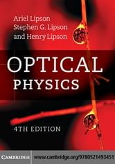 Optical Physics ebook by Lipson, Ariel