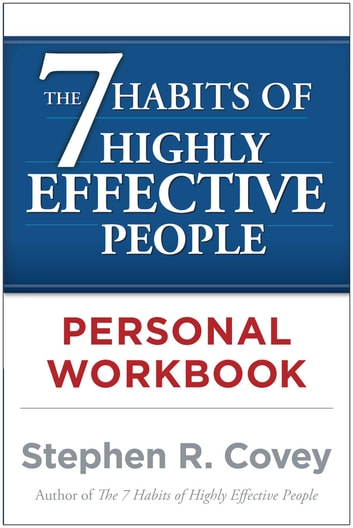 a review on the seven habits of highly effective people by stephen r covey In the 7 habits of highly effective people, the american entrepreneur and  university lecturer stephen r covey explains how, in his opinion, some people.
