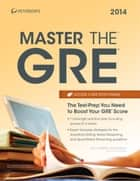 Master the GRE 2014 ebook by Peterson's