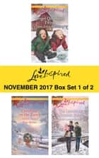 Harlequin Love Inspired November 2017 - Box Set 1 of 2 - Secret Christmas Twins\The Rancher's Christmas Baby\Christmas Eve Cowboy\The Lawman's Yuletide Baby ebook by Lee Tobin McClain, Ruth Logan Herne, Arlene James,...