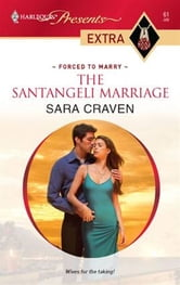 The Santangeli Marriage ebook by Sara Craven