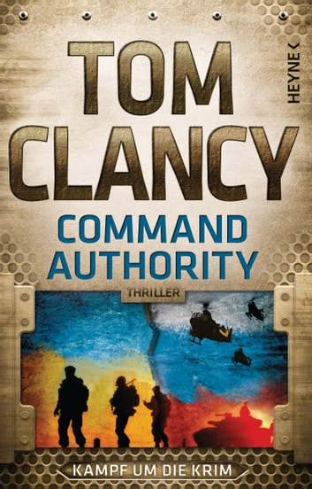 Command Authority - Thriller ebook by Tom Clancy
