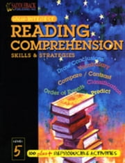 Reading Comprehension Skills & Strategies Level 5 ebook by Saddleback Educational Publishing
