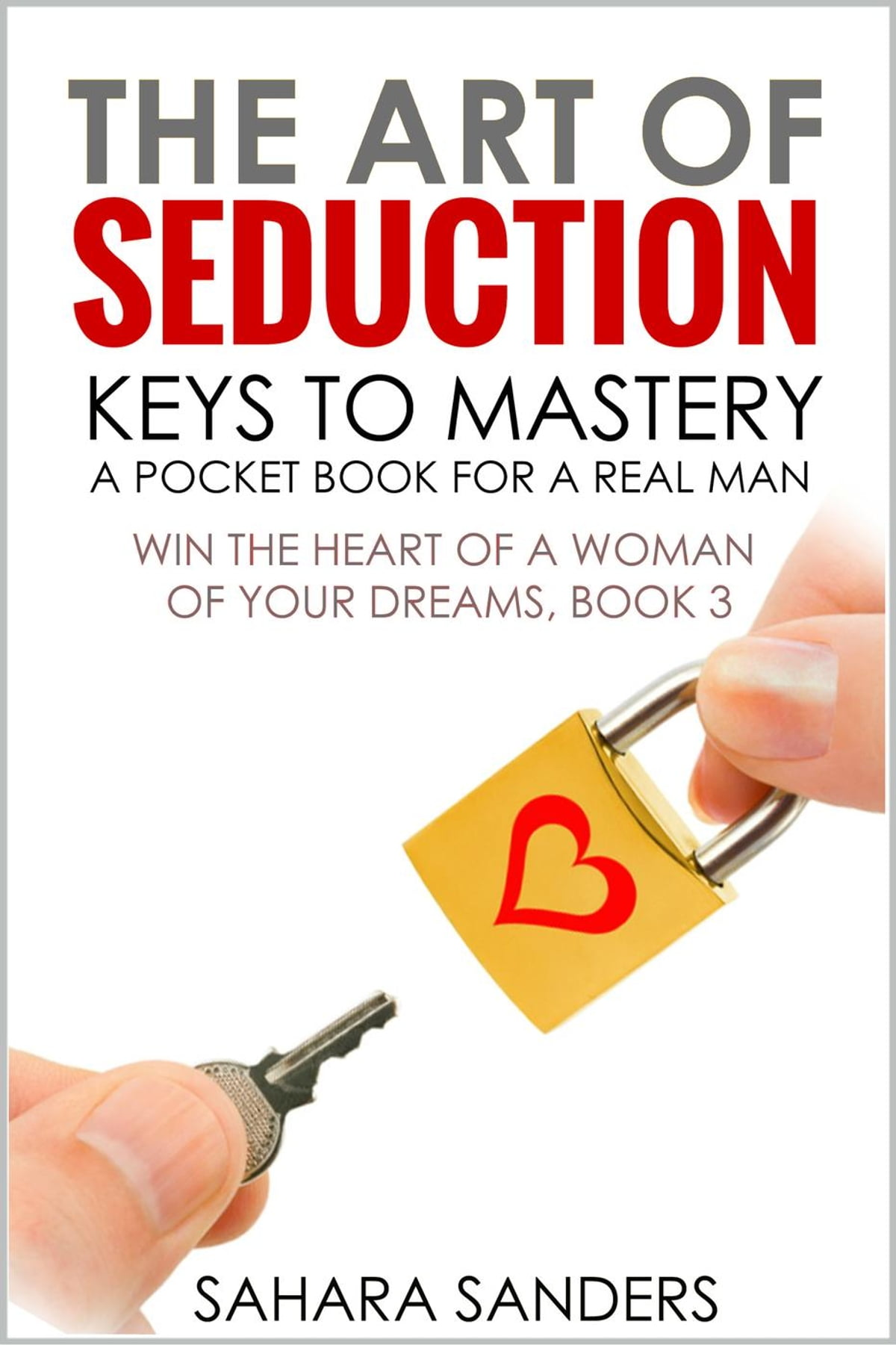 how to use the art of seduction book
