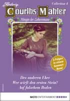 Hedwig Courths-Mahler Collection 4 - Sammelband - 3 Liebesromane in einem Sammelband ebook by Hedwig Courths-Mahler