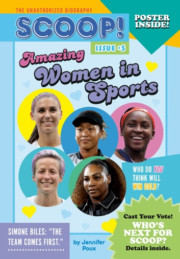Amazing Women in Sports - Issue #5 ebook by Jennifer Poux