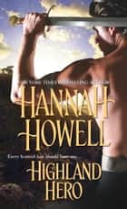 Highland Hero ebook by Hannah Howell