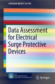Data Assessment for Electrical Surge Protective Devices ebook by Eddie Davis,Nick Kooiman,Kylash Viswanathan
