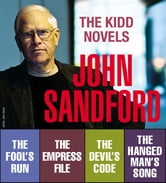John Sandford: The Kidd Novels 1-4 ebook by John Sandford
